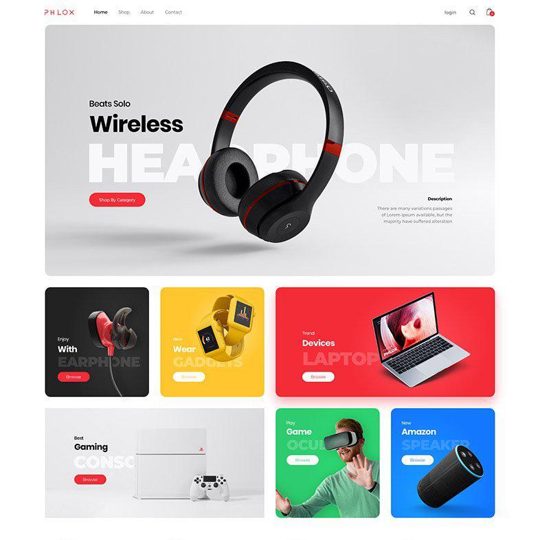 dijital alışveriş sitesi, eticaret web tasarımı