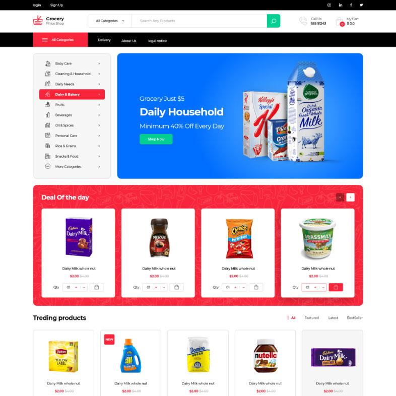 online satış sitesi tasarımı