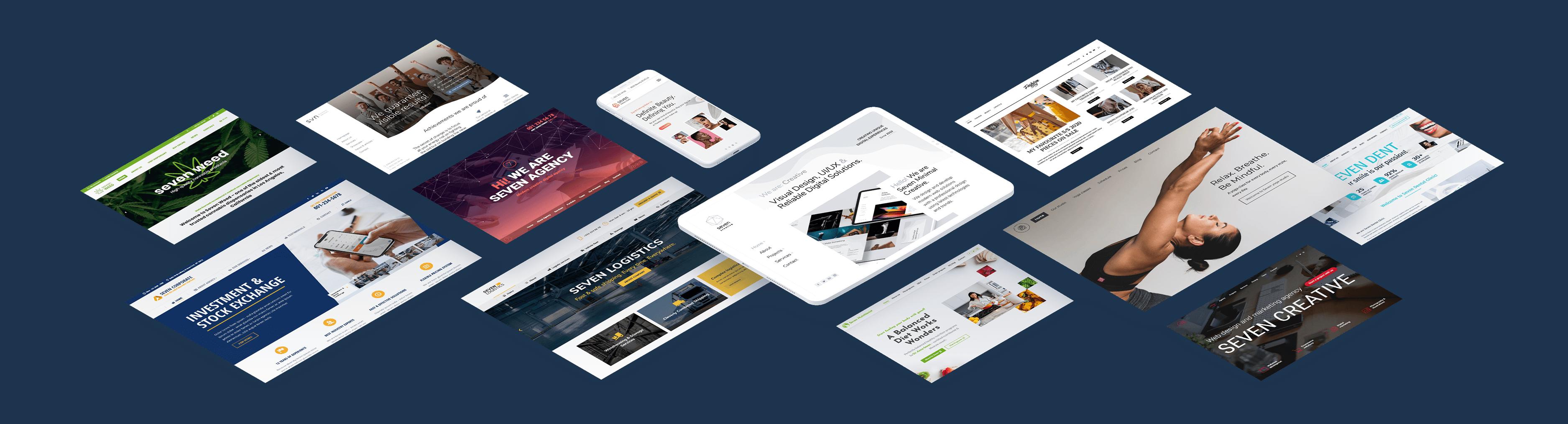 Web Tasarım Örnekleri
