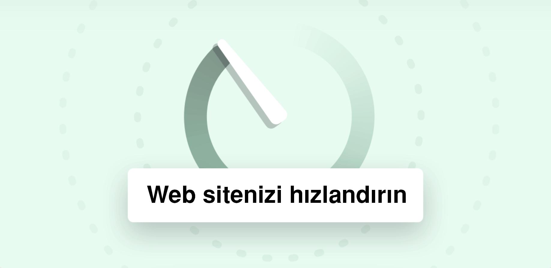 WordPress web sitesi hızlandırma
